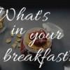 Breakfast of Champions: Coffee, Creamer, and Glyphosate