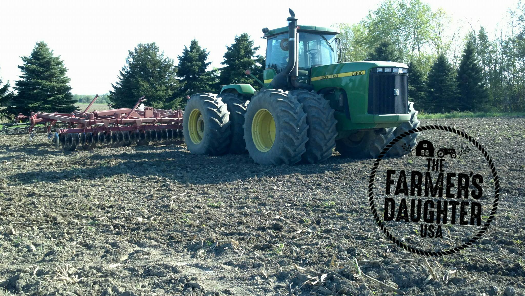 Our soil finisher gets another chance at life the farmer for Soil our life
